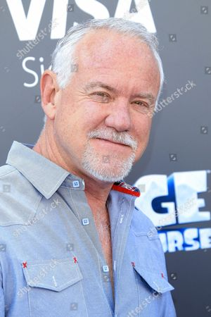 Us Composer John Debney Arrives For the Friends and Family Screening of Ice Age: Collision Course at the 20th Century Fox Lot in Los Angeles California Usa 16 July 2016 the Movie Opens in the Us Theaters on 22 July United States Los Angeles