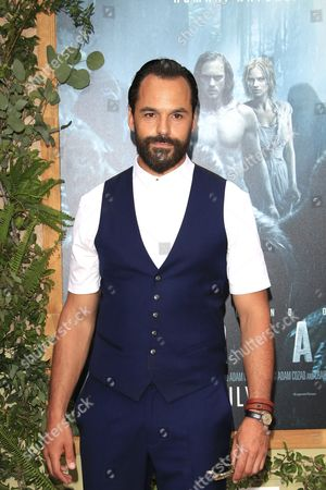 Danish Actor Casper Crump Arrives For the Legend of Tarzan World Premiere at the Dolby Theatre in Hollywood Los Angeles California Usa 27 June 2016 the Film Officially Opens in Us Cinemas 01 July 2016 United States Los Angeles