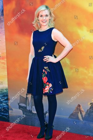 Us Actress and Cast Member Kari Wahlgren Arrives at the Premiere of Disneytoon Studios Animated Adventure 'The Pirate Fairy' at Walt Disney Studios in Burbank California 22 March 2014 the Movie Opens in Us Theaters on 01 April 2014 United States Burbank