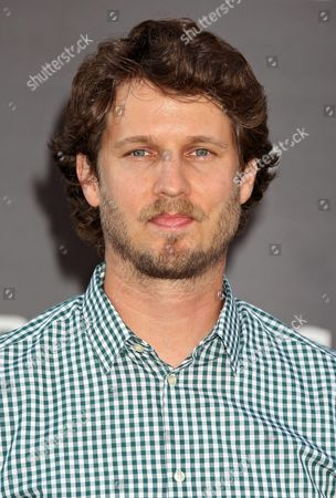Us Actor Jon Heder Arrives For the Premiere of the Film 'Ghostbusters' at the Tcl Chinese Theatre Imax Laser in Hollywood California Usa 09 July 2016 United States Los Angeles