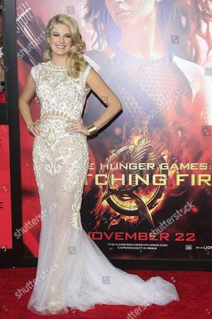 Editorial image of Usa Cinema Hunger Games - Nov 2013