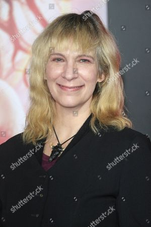 Stock Photo of Us Actress and Cast Member Amanda Plummer Arrives For the Us Premiere of 'The Hunger Games: Catching Fire' at Nokia Theatre L a Live in Los Angeles California Usa 18 November 2013 the Movie Opens in the Us on 22 November 2013 United States Los Angeles