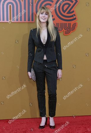 Us Actress and Cast Member Yvonne Zima Arrives For the Warner Brothers Premiere of 'The Nice Guys' at the Tcl Chinese Theatre in Hollywood California Usa 10 May 2016 the Movie Will Be Shown in Us Theaters on 20 May 2016 United States Hollywood