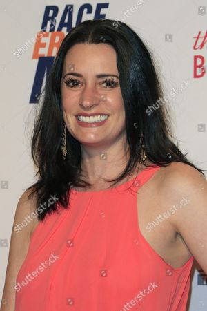 Us Actress Paget Brewster Arrives For the 23rd Annual Race to Erase Ms Gala in Beverly Hills California Usa 15 April 2016 United States Beverly Hills