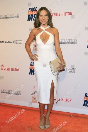 Polish Dancer Edyta Sliwinska Arrives For the 23rd Annual Race to Erase Ms Gala in Beverly Hills California Usa 15 April 2016 United States Beverly Hills