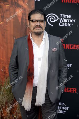 Mexican Actor Joaquin Cosio Arrives For 'The Lone Ranger' Premiere at Disneyland in Anaheim California Usa 22 June 2013 United States Anaheim