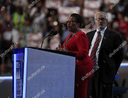 Editorial photo of Usa Democratic National Convention - Jul 2016