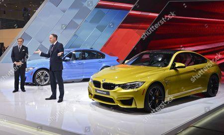 Editorial photo of Usa Detroit Auto Show - Jan 2014