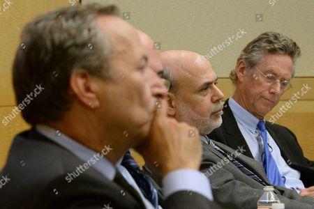 Editorial picture of Usa Economy Imf Bernanke - Nov 2013