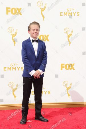 Mason Vale Cotton Arrives For the 67th Annual Primetime Emmy Awards Held at the Microsoft Theater in Los Angeles California Usa 20 September 2015 the Primetime Emmy Awards Celebrate Excellence in National Primetime Television Programming United States Los Angeles
