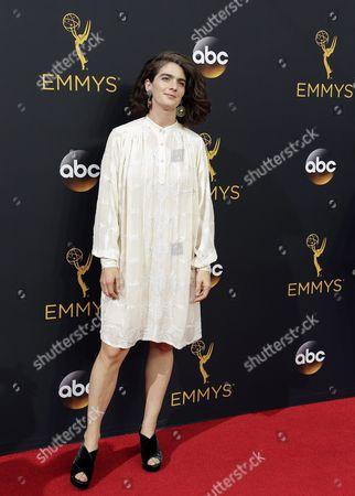 Editorial photo of Usa Emmy Awards 2016 - Sep 2016