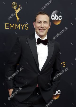 Mike Carlsen Arrives For the 68th Annual Primetime Emmy Awards Ceremony Held at the Microsoft Theater in Los Angeles California Usa 18 September 2016 the Primetime Emmy Awards Celebrate Excellence in National Primetime Television Programming United States Los Angeles