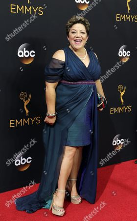 Sol Miranda Arrives For the 68th Annual Primetime Emmy Awards Ceremony Held at the Microsoft Theater in Los Angeles California Usa 18 September 2016 the Primetime Emmy Awards Celebrate Excellence in National Primetime Television Programming United States Los Angeles