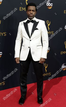 Kevin Hanchard Arrives For the 68th Annual Primetime Emmy Awards Ceremony Held at the Microsoft Theater in Los Angeles California Usa 18 September 2016 the Primetime Emmy Awards Celebrate Excellence in National Primetime Television Programming United States Los Angeles