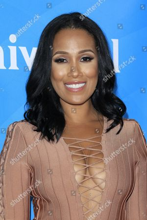 Us Tv Personality Sasha Gates of the Show 'Wags' Arrives For the 2016 Nbcuniversal Summer Press Day at the Four Seasons Westlake in Westlake Village California Usa 01 April 2016 the Summer Press Day Event Which is Held by Nbcuniversal Introduces the Talents of Current Tv Shows United States Westlake Village