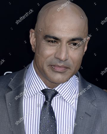 Us Actor and Cast Member Faran Tahir Arrives For the World Premiere of 'Elysium' in Los Angeles California Usa 07 August 2013 United States Los Angeles