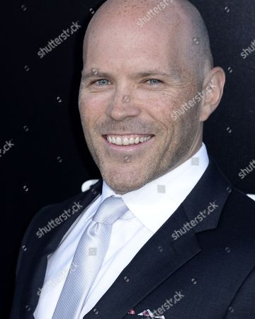 Canadian Actor and Cast Member Josh Blacker Arrives For the World Premiere of 'Elysium' in Los Angeles California Usa 07 August 2013 United States Los Angeles