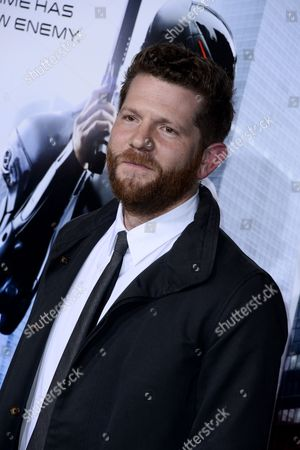 Us Writer Joshua Zetumer Arrives For the Los Angeles Premiere of 'Robocop' at Tcl Chinese Theatre in Hollywood California Usa 10 February 2014 United States Hollywood