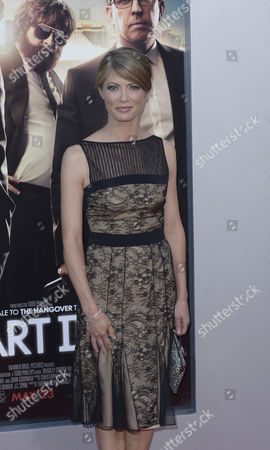 Us Actress and Cast Member Gillian Vigman Arrives For the Premiere of 'The Hangover Part Iii' at the Westwood Village Theatre in Los Angeles California Usa 20 May 2013 United States Los Angeles