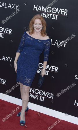 Us Actress and Cast Member Sondra Currie Arrives For the Premiere of 'The Hangover Part Iii' at the Westwood Village Theatre in Los Angeles California Usa 20 May 2013 United States Los Angeles