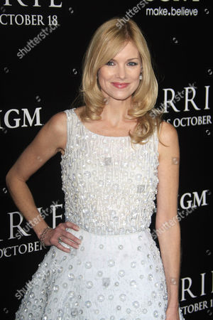 Us Actress and Cast Member Cynthia Preston Arrives For the World Premiere of Mgm & Screen Gems' 'Carrie' at Arclight Cinemas in Hollywood California Usa 07 October 2013 the Movie Opens in the Us on 18 October 2013 United States Hollywood