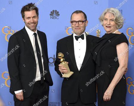 Editorial image of Usa Golden Globes 2016 - Jan 2016