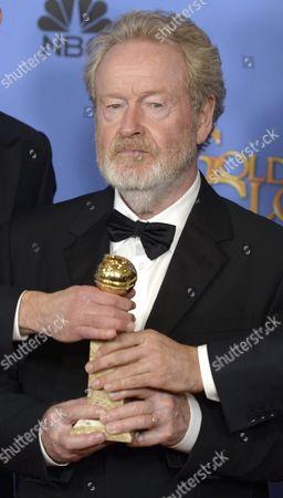 Editorial photo of Usa Golden Globes 2016 - Jan 2016
