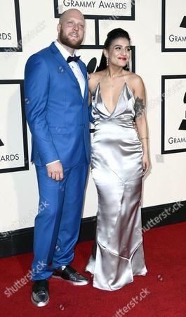 Editorial photo of Usa Grammy Awards 2016 - Feb 2016