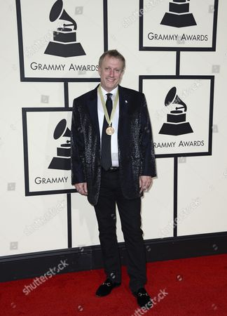 Us Conductor Charles Bruffy Arrives For the 58th Annual Grammy Awards Ceremony at the Staples Center in Los Angeles California Usa 15 February 2016 United States Los Angeles