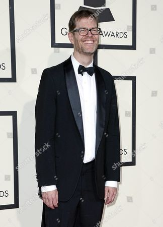 Us Jazz Saxophonist Donny Mccaslin Arrives For the 58th Annual Grammy Awards Held at the Staples Center in Los Angeles California Usa 15 February 2016 United States Los Angeles