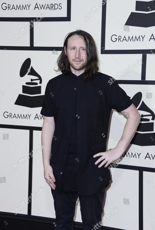 Mike Einziger Arrives For the 58th Annual Grammy Awards Ceremony at the Staples Center in Los Angeles California Usa 15 February 2016 United States Los Angeles