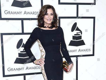 Us Singer Denise Donatelli Arrives For the 58th Annual Grammy Awards Ceremony at the Staples Center in Los Angeles California Usa 15 February 2016 United States Los Angeles