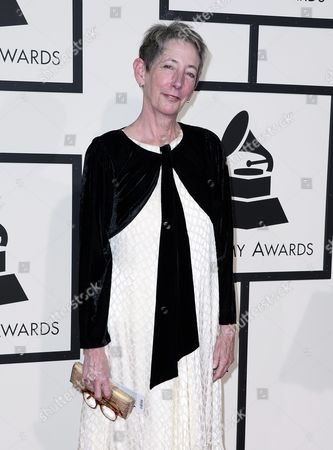 Executive Director of the John Cage Trust Laura Kuhn Arrives For the 58th Annual Grammy Awards Held at the Staples Center in Los Angeles California Usa 15 February 2016 United States Los Angeles