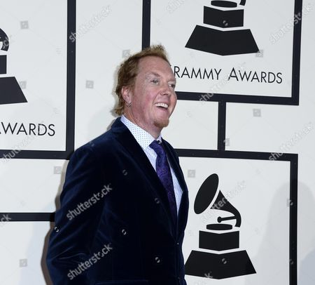 Dave Bassett Arrives For the 58th Annual Grammy Awards Ceremony at the Staples Center in Los Angeles California Usa 15 February 2016 United States Los Angeles