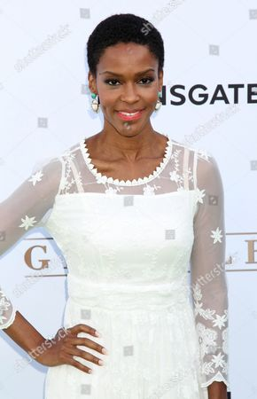 Us Actress Kim Hawthorne Arrives For the Premiere of Own: Oprah Winfrey Network's Series 'Greenleaf' at the Lot West Hollywood California Usa 15 June 2016 United States West Hollywood