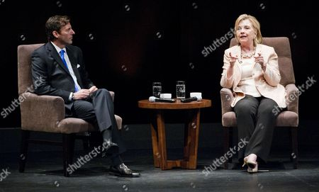 Editorial picture of Usa Hilary Clinton in Austin - Jun 2014