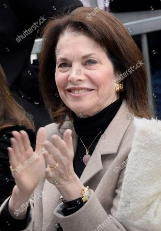 Editorial photo of Usa Hollywood Walk of Fame Star Ceremony - Feb 2014