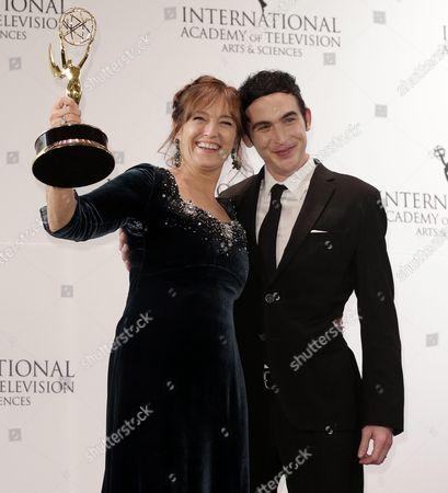 Editorial image of Usa International Emmy Awards - Nov 2015