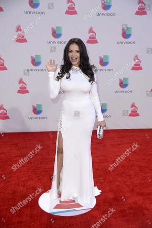 Editorial image of Usa Latin Grammy Awards 2015 - Nov 2015