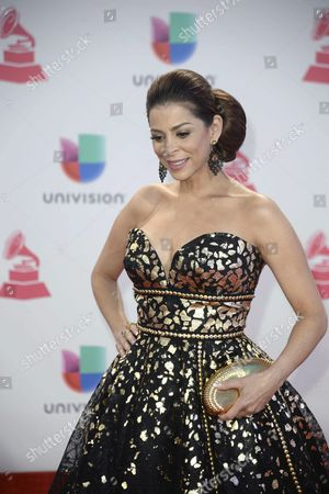 Lourdes Stephen Arrives at the 16th Annual Latin Grammy Awards at the Mgm Grand in Las Vegas Nevada Usa 19 November 2015 Latin Grammy Awards Recognize Artistic And/or Technical Achievement not Sales Figures Or Chart Positions and the Winners Are Determined by the Votes of Their Peers-the Qualified Voting Members of the Academy United States Las Vegas
