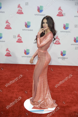 Jessica Cediel Arrives at the 16th Annual Latin Grammy Awards at the Mgm Grand in Las Vegas Nevada Usa 19 November 2015 Latin Grammy Awards Recognize Artistic And/or Technical Achievement not Sales Figures Or Chart Positions and the Winners Are Determined by the Votes of Their Peers-the Qualified Voting Members of the Academy United States Las Vegas