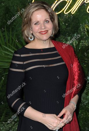 Us Opera Singer Renee Fleming Arrives at the Museum of Modern Art's (moma) Party in the Garden in New York New York Usa 21 May 2013 the Museum of Modern Art's Party in the Garden is a Benefit Event in Honor of Mayor Michael R Bloomberg and the City of New York and Us Artists Ellsworth Kelly and Cindy Sherman in Recognition of Their Support of Moma United States New York