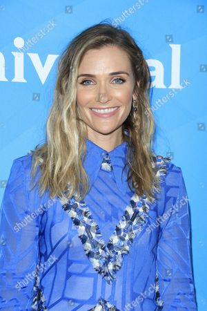 Us Actress Bre Blair of the Show 'Game of Silence' Arrives For the 2016 Nbcuniversal Summer Press Day at the Four Seasons Westlake in Westlake Village California Usa 01 April 2016 the Summer Press Day Event is Held by Nbcuniversal and is where the Talent of the Current Shows Are Introduced United States Westlake Village