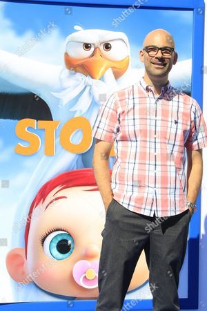 Us Director Doug Sweetland Arrives For the World Premiere of Storks at the Regency Village Theater in Westwood Los Angeles California Usa 17 September 2016 the Movie Opens in the Us on 23 September 2016 United States Los Angeles