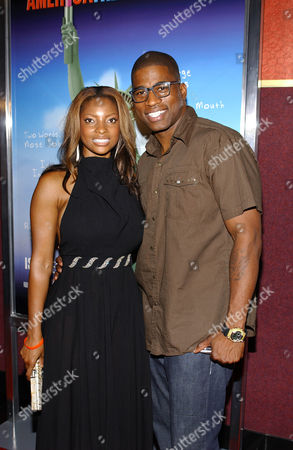 Angela Bowie and David Banner