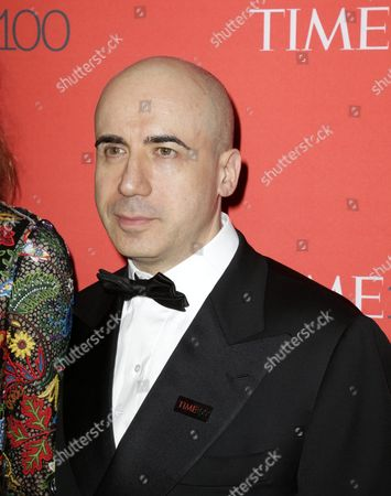 Russian Entrepreneur Yuri Milner Arrives For the Time 100 Gala at Frederick P Rose Hall in New York New York Usa 26 April 2016 the Event is a Celebration of Time Magazine's Annual Issue Recognizing 100 of the World's Most Influential People United States New York