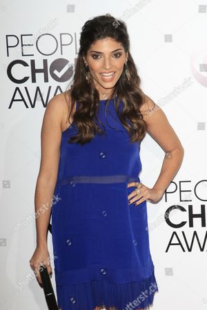Us Actress Amanda Setton Arrives at the 40th People's Choice Awards Held at the Nokia Theater in Los Angeles 08 January 2014 United States Los Angeles