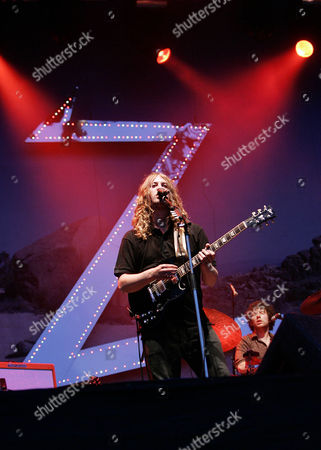 The Zutons - Dave McCabe