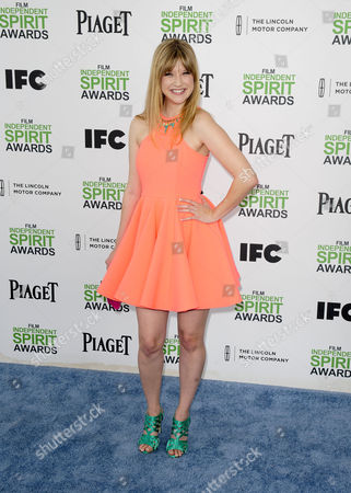 Us Actress Bonnie Sturdivant Arrives For the 29th Annual Film Independent Spirit Awards Ceremony in Santa Monica California Usa 01 March 2014 United States Santa Monica