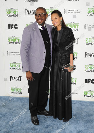 Us Actor Forest Whitaker and Wife Us Actress Keisha Whitaker Arrive For the 29th Annual Film Independent Spirit Awards Ceremony in Santa Monica California Usa 01 March 2014 United States Santa Monica